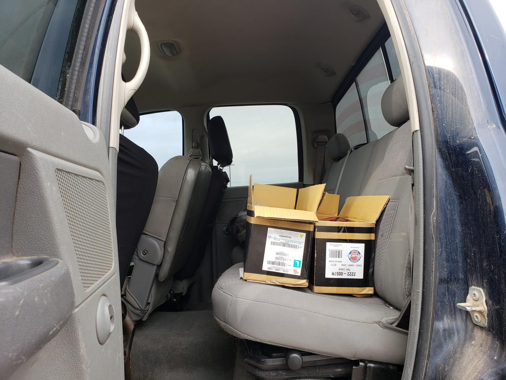 Dodge RAM 2500 HD