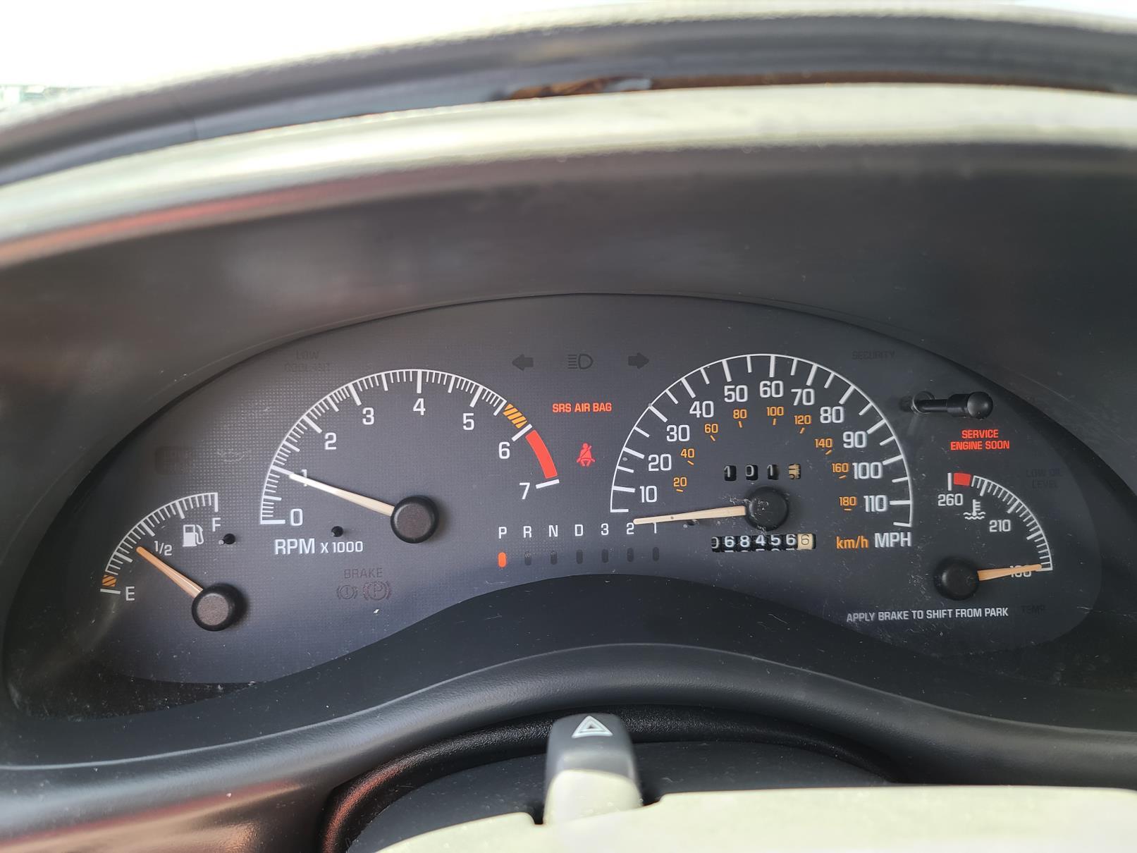 Pontiac Grand Prix SE